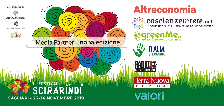 Raccontare la Sardegna virtuosa: i media partner del Festival Scirarindi