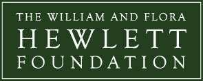 The William and Flora Hewlett Foundation