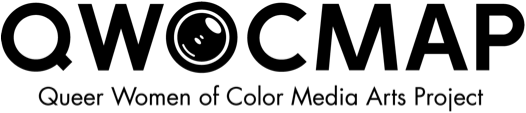 Queer Women of Color Media Arts Project Logo