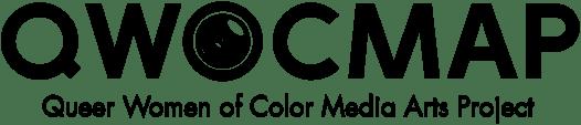 Queer Women of Color Media Arts Project Logo