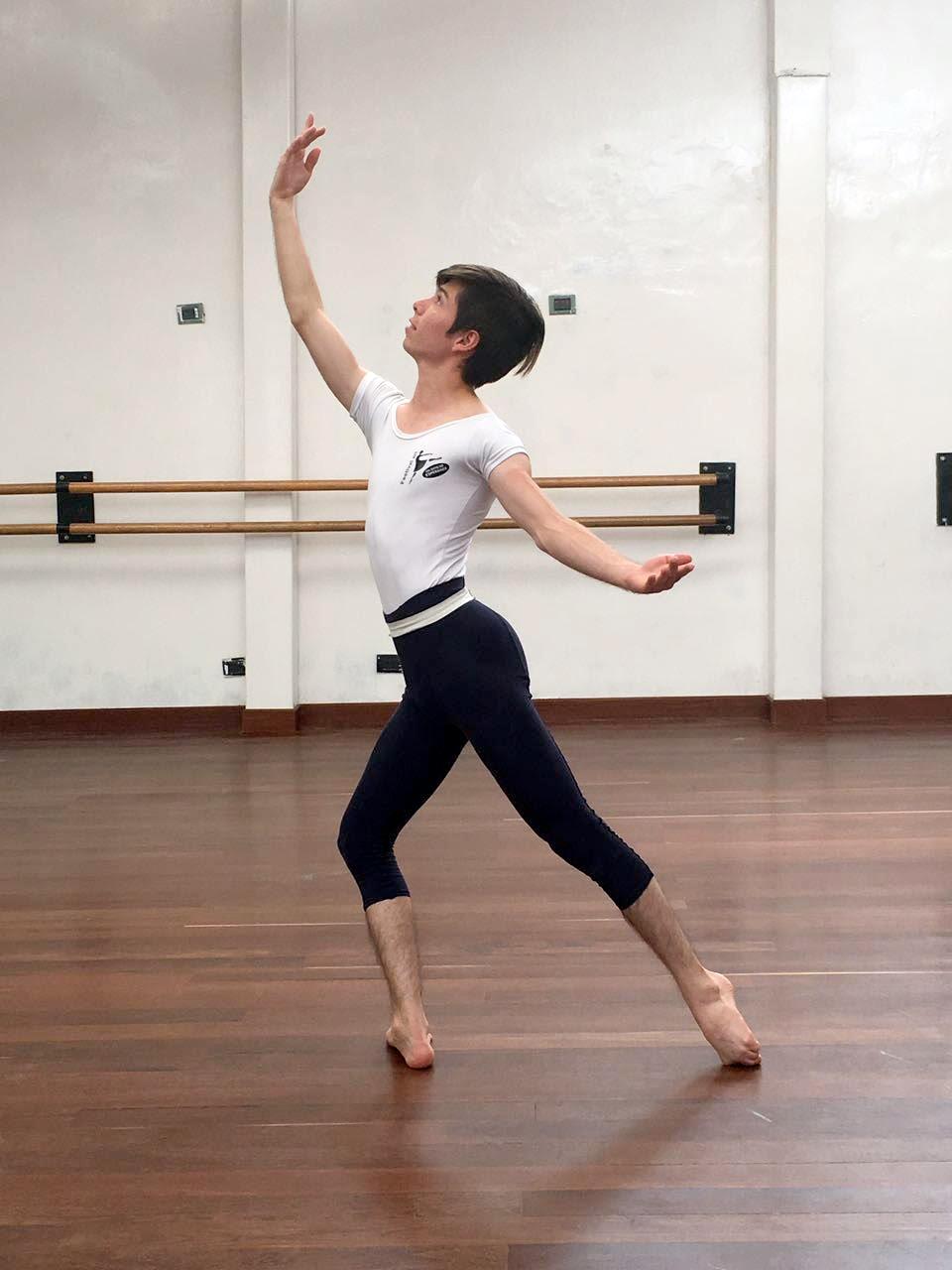 Harold Cuervo - Festival Art Ballet School