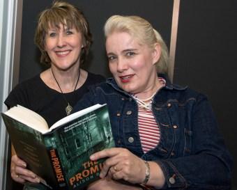 ©Calyx Picture Agency Swindon Festival of literature Alison Bruce
