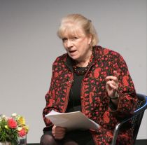 Polly Toynbee © Calyx Picture Agency
