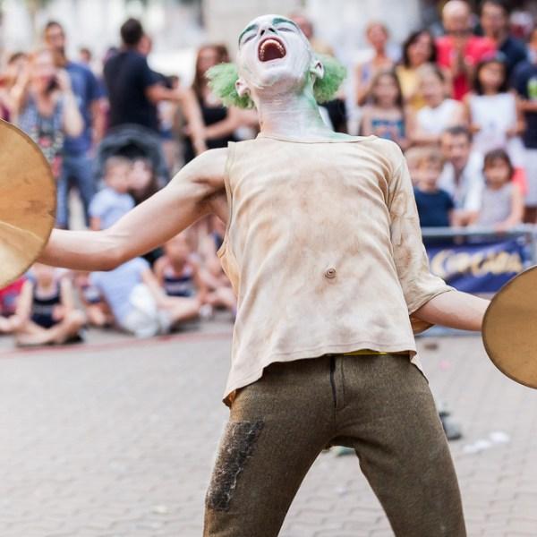 Circada y el Cirque Du Soleil