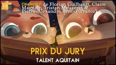 prix du jury talent aquitain