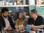 Conversando sobre la labor de Ediciones del Movimiento