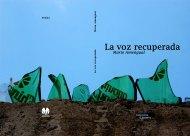 """El poemario """"LA VOZ RECUPERADA"""" de Mario Amengual. La fotografía de la portada es del zuliano Federman Parra."""