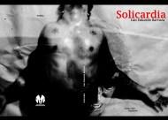 """El poemario """"SOLICARDIA"""" de Luis Eduardo Barraza. La fotografía de la portada es del zuliano Roberto Morán."""
