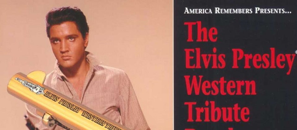 The Elvis Presley® Western Tribute Revolver