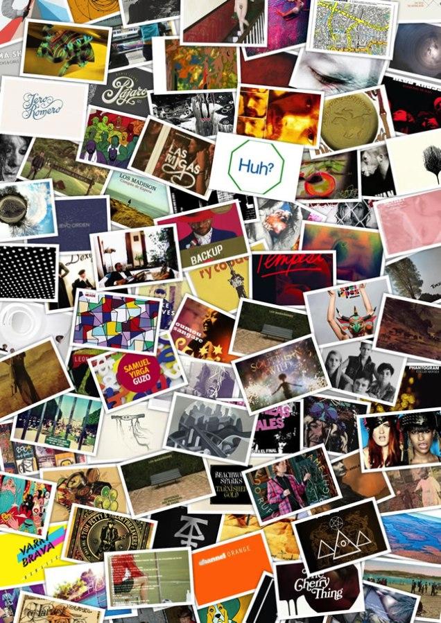 Los mejores discos en 2012, según los expertos de festivalesdepop