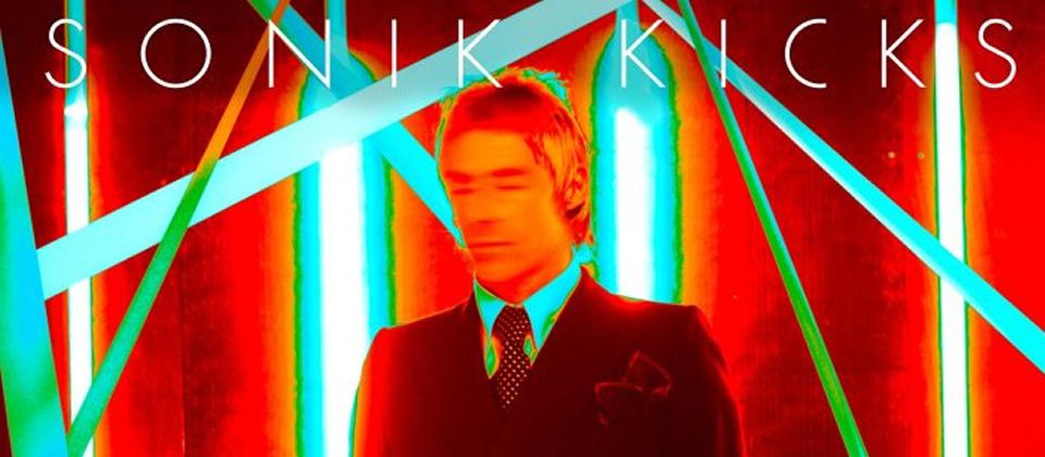 Paul Weller Sonik Kicks