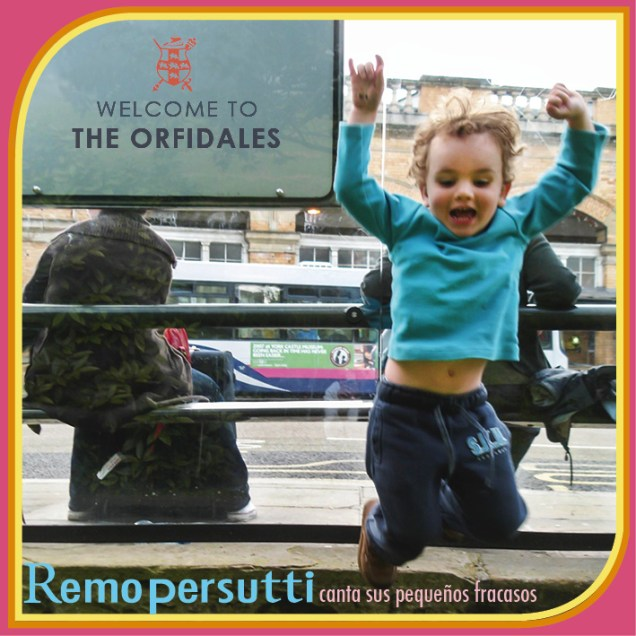 Remo Persutti: Welcome to The Orfidales