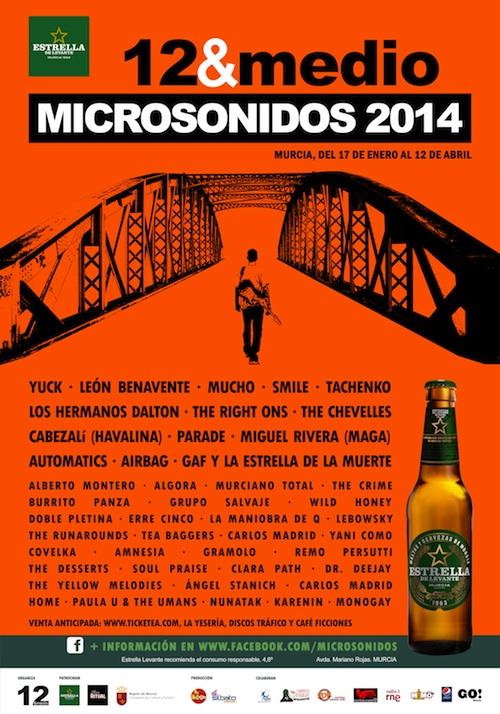 Microsonidos 2012