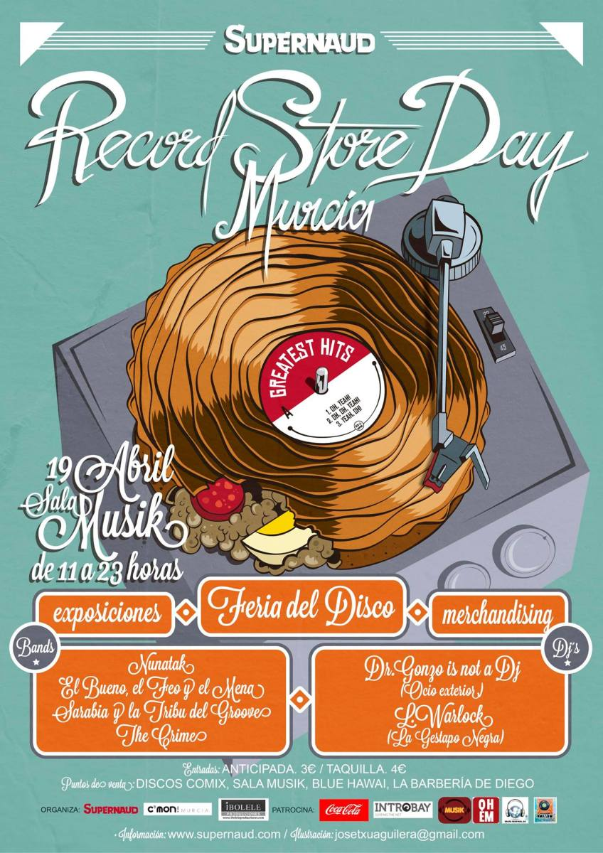 Record Store Day Murcia