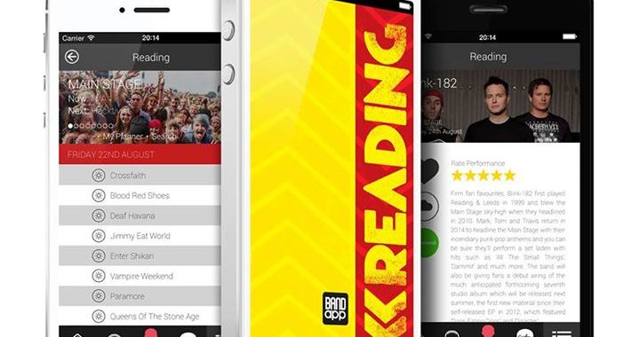 The Reading Festival app is now available to download!…