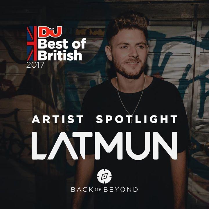 L A T M U N - artist spotlight…...
