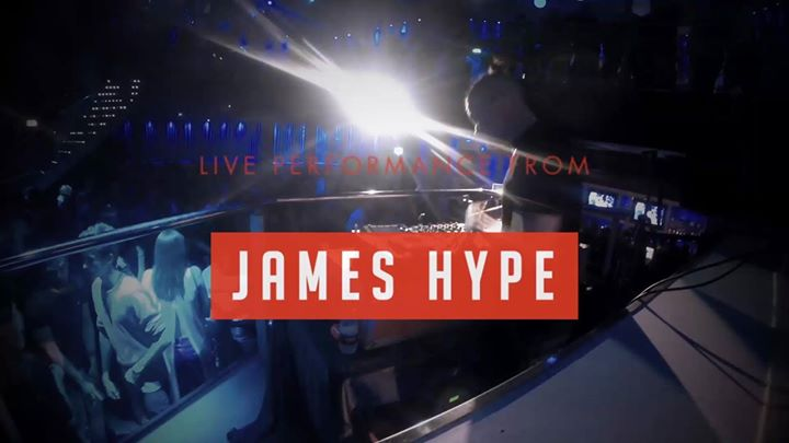 End Of Term Rave - James Hype