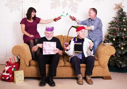 Albion Christmas Show at The Met, Bury on Friday 15 December