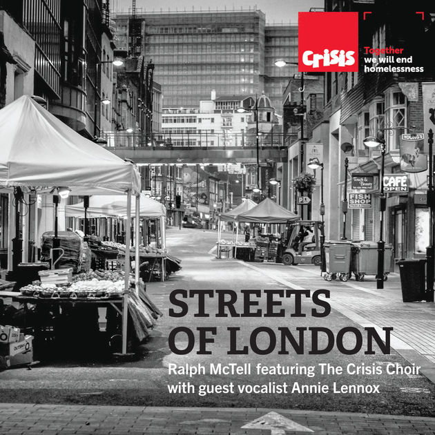 Streets of London (feat. The Crisis Choir & guest vocalist Annie Lennox) - Single by Ralph McTell on Apple Music