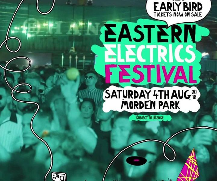 Get a limited earlybird before they're gone! The next ticket tier is increasing ...
