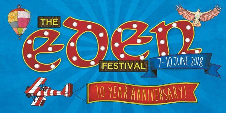 Eden Festival 2018