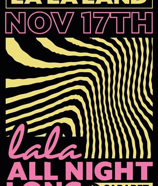 Tomorrow night FLY CLUB resident La la is back for one of our favourite nights -...