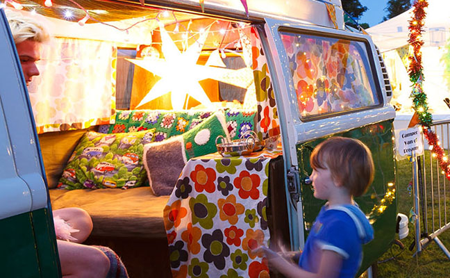 Introducing the all-new(ish) Campervan Field - Greenbelt