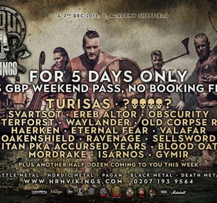 Final 12 hrs to book your place in Valhalla @ the 25 GBP no booking fee offer, T...