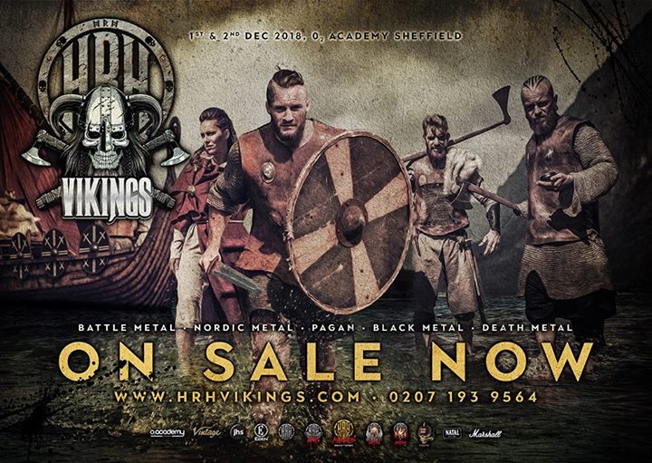 HRH Vikings launch a new 2 Day 2 Arena Valhalla Adventure in the City of Steel.....