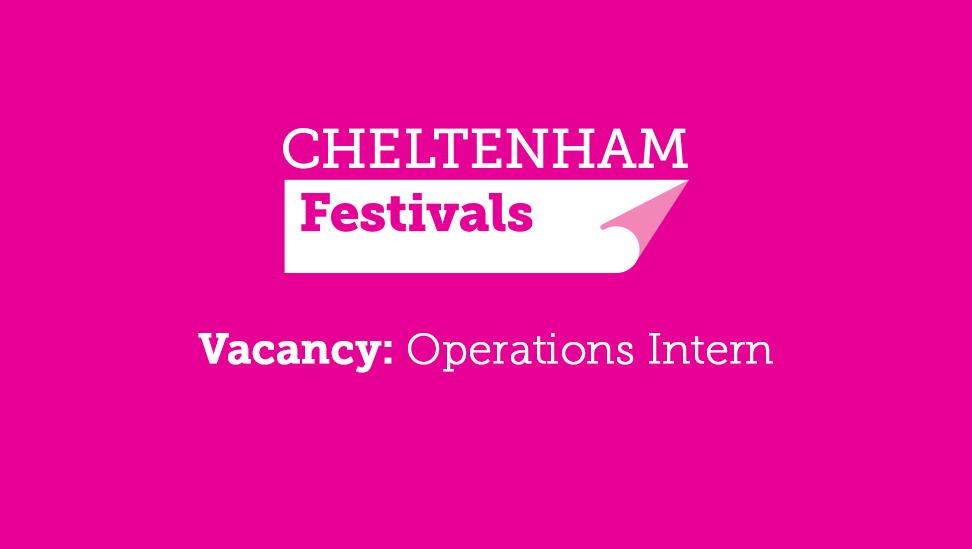 Operations Intern - Cheltenham Festivals