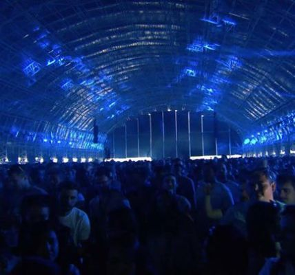 The day has come! Creamfields Steel Yard presents A State Of Trance!! Gates open...