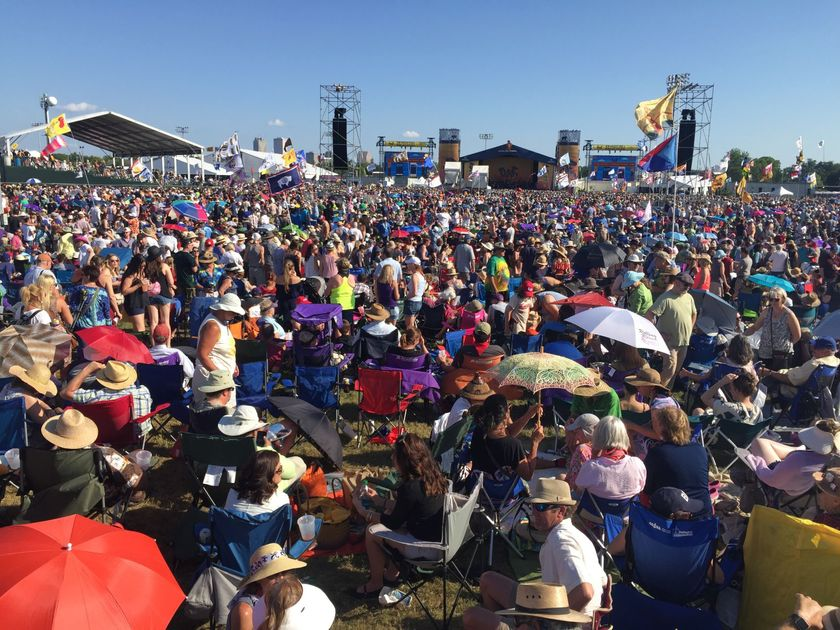 2018 New Orleans Jazz Fest music schedule to be released Tuesday