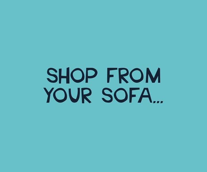 Staying in on this chilly night? Shop from your sofa and save £10 on the standar...
