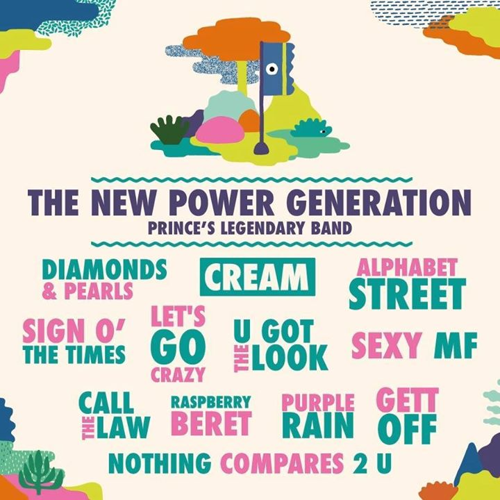 The New Power Generation at Common People OX