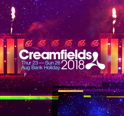 Creamfields updated their cover photo.