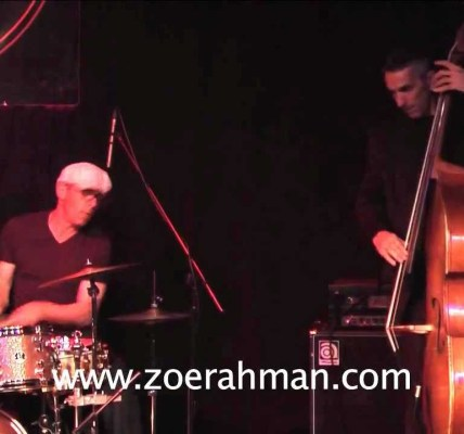 Zoe Rahman, MOBO AWARD WINNER, plays Red Squirrel at Manchester Jazz Festival