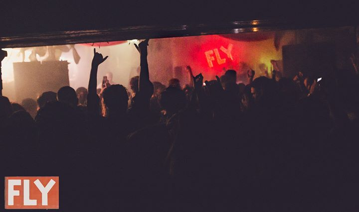 FLY Open Air Afterparty | Cabaret Voltaire