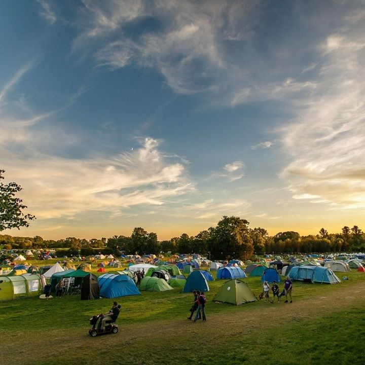Home  But if putting up a tent isn't for you our accommodation options are on sa...