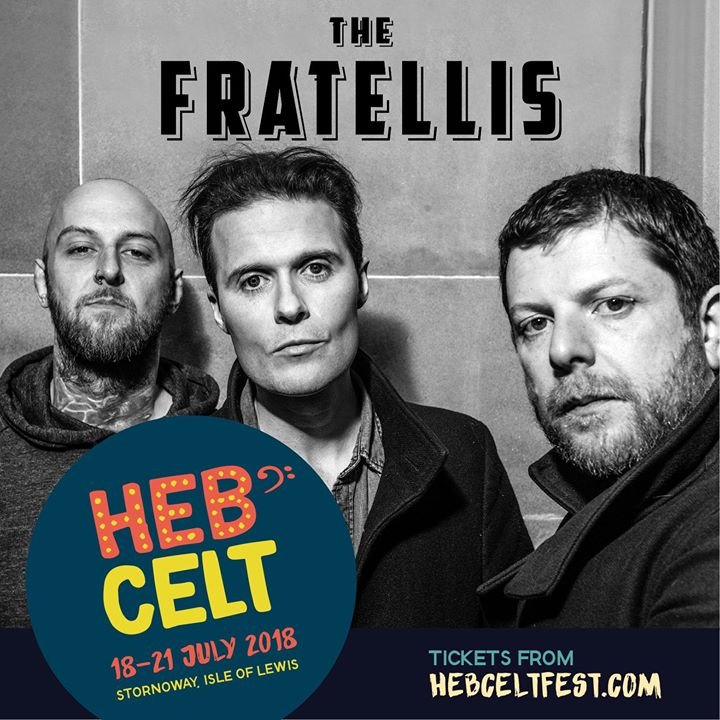 Thanks for the share The Fratellis - pack the sunshine for us!Just announced - w...