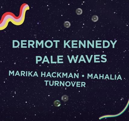 FIRST WAVE OF D2D 2018 ARTISTS