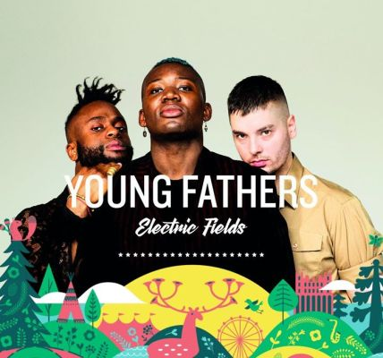 Can't wait for the new Young Fathers record 'Cocoa Sugar' this Friday! Check out...