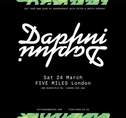 Get a taste of what's to come at Field Day, as Daphni aka Caribou plays all nigh...