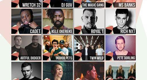CITY SOUND PROJECT FESTIVAL HEADLINERS ...