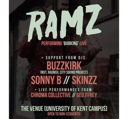 Ramz Line up