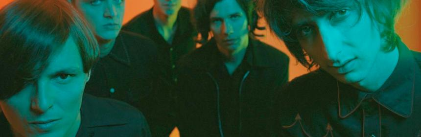 The Horrors share new tracks 'Fire Escape' and 'Water Drop'