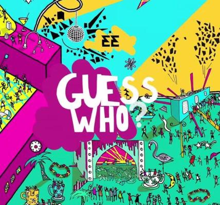 Two HUGE artists to be announced for the Saturday line-up next week - can you gu...