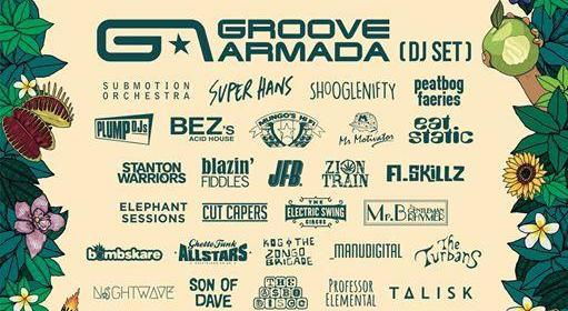 Spring has sprung - its the perfect time to start getting excited about Groove A...