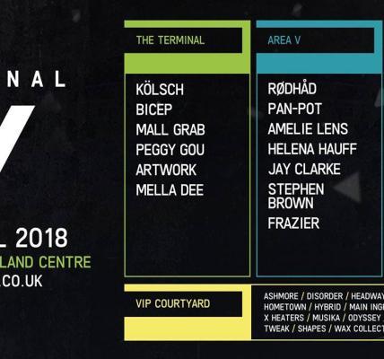 Terminal V - Easter Music Festival 2018