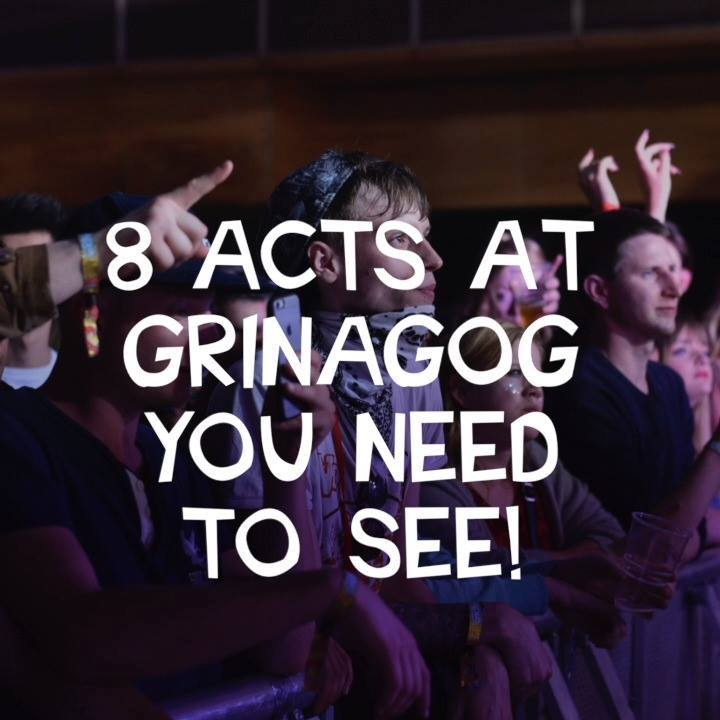8 Acts At Grinagog You Need To See!