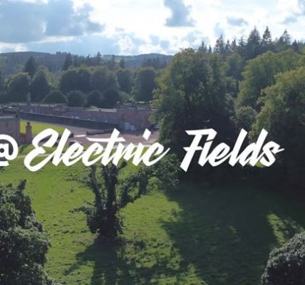 Gourmet Street Food at Electric Fields